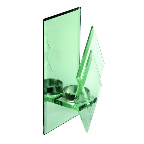 Porte bougie en verre - Porte bougie en verre ...